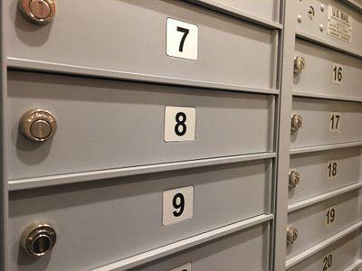 Virtual Office Mailbox